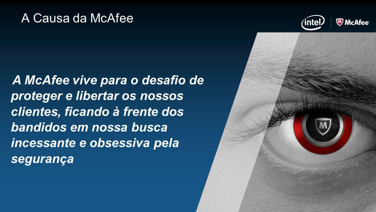 A Causa da McAfee