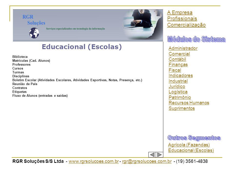 Educacional (Escolas)