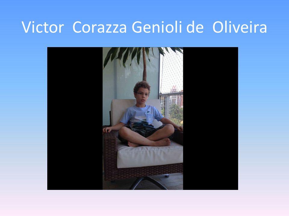 Victor Corazza Genioli de Oliveira