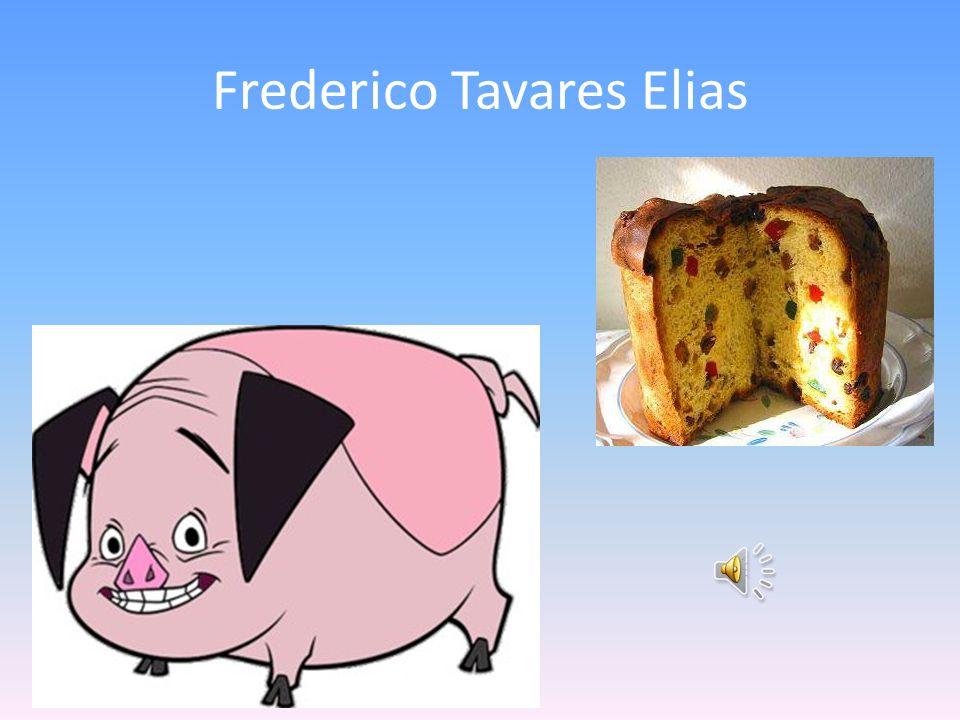 Frederico Tavares Elias