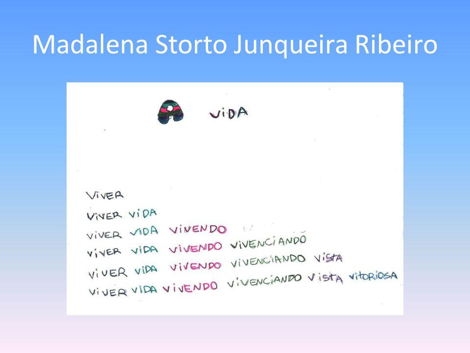Madalena Storto Junqueira Ribeiro