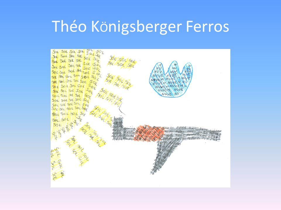 Théo KÖnigsberger Ferros