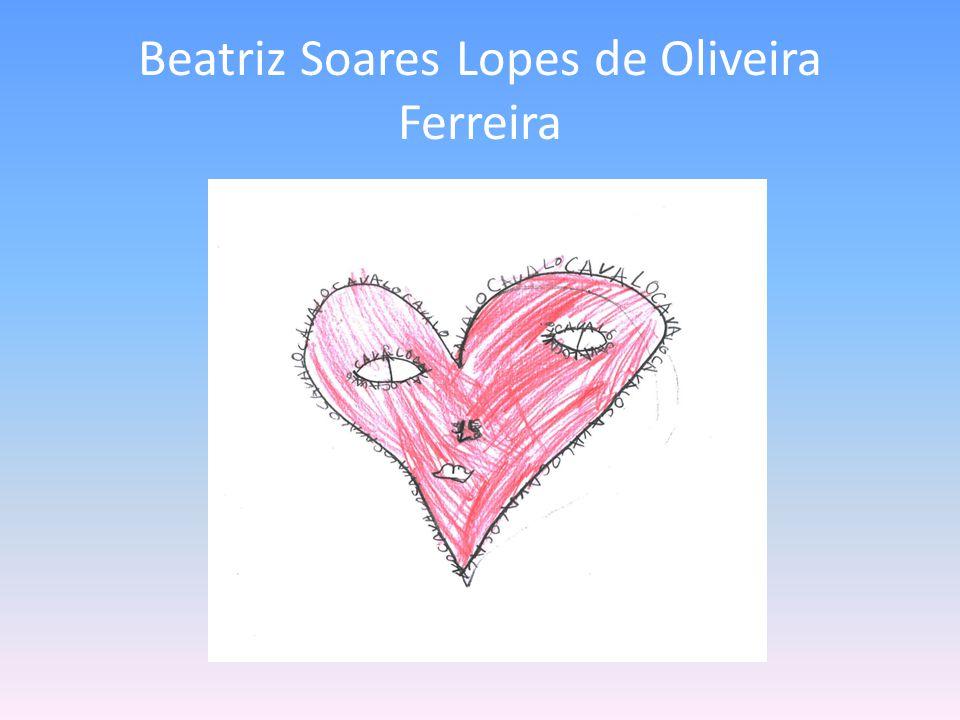 Beatriz Soares Lopes de Oliveira Ferreira