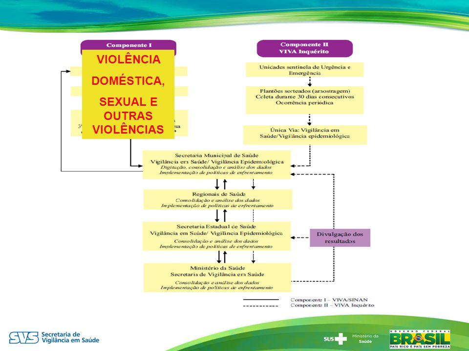 SEXUAL E OUTRAS VIOLÊNCIAS