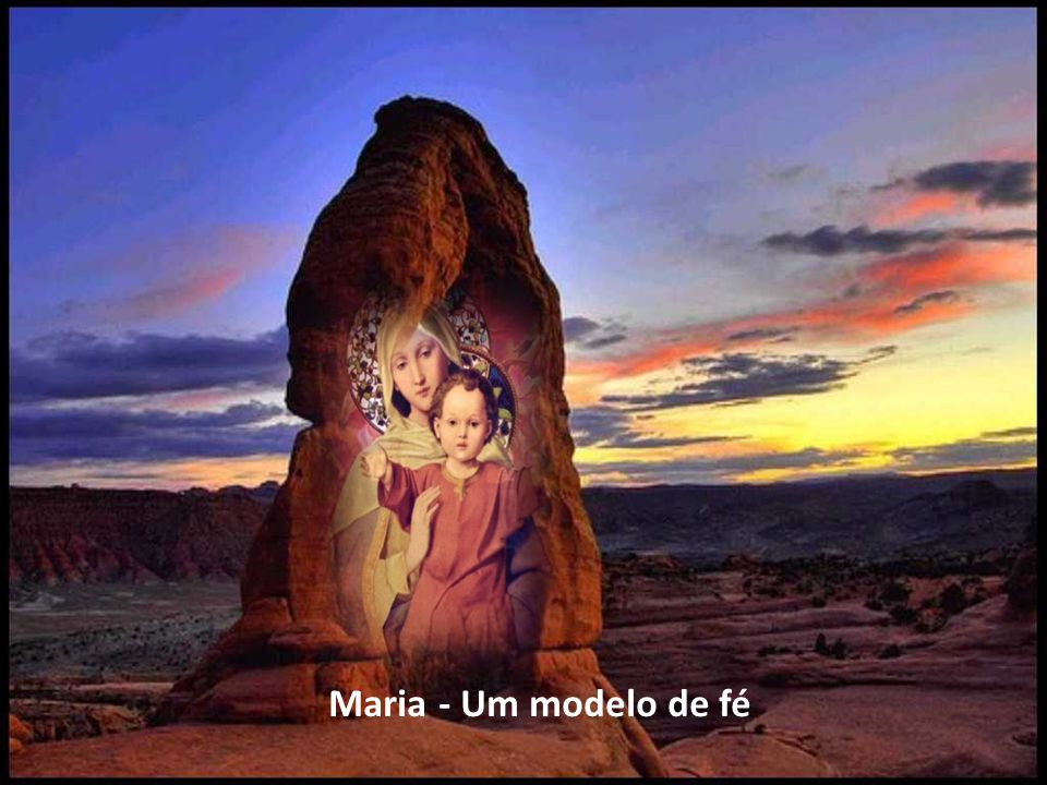 Maria - Um modelo de fé