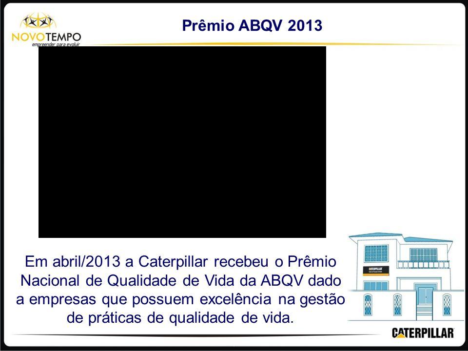 Prêmio ABQV 2013