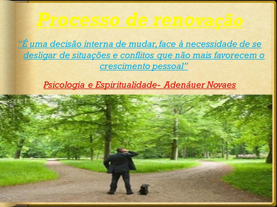 Psicologia e Espiritualidade- Adenáuer Novaes