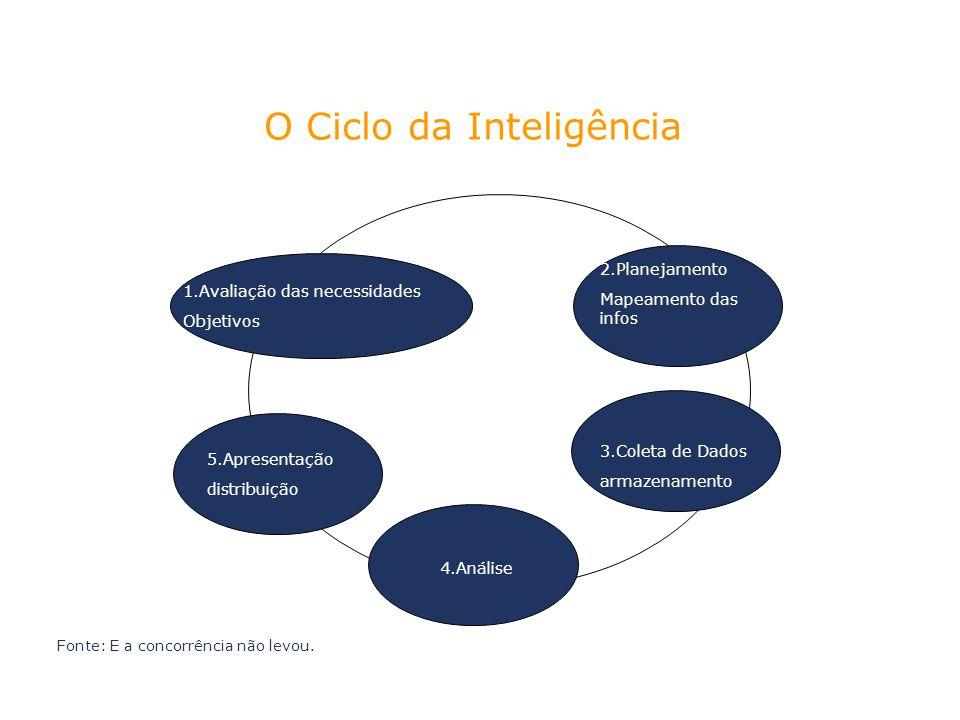 O Ciclo da Inteligência