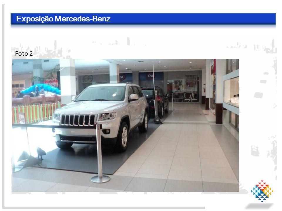 Exposição Mercedes-Benz