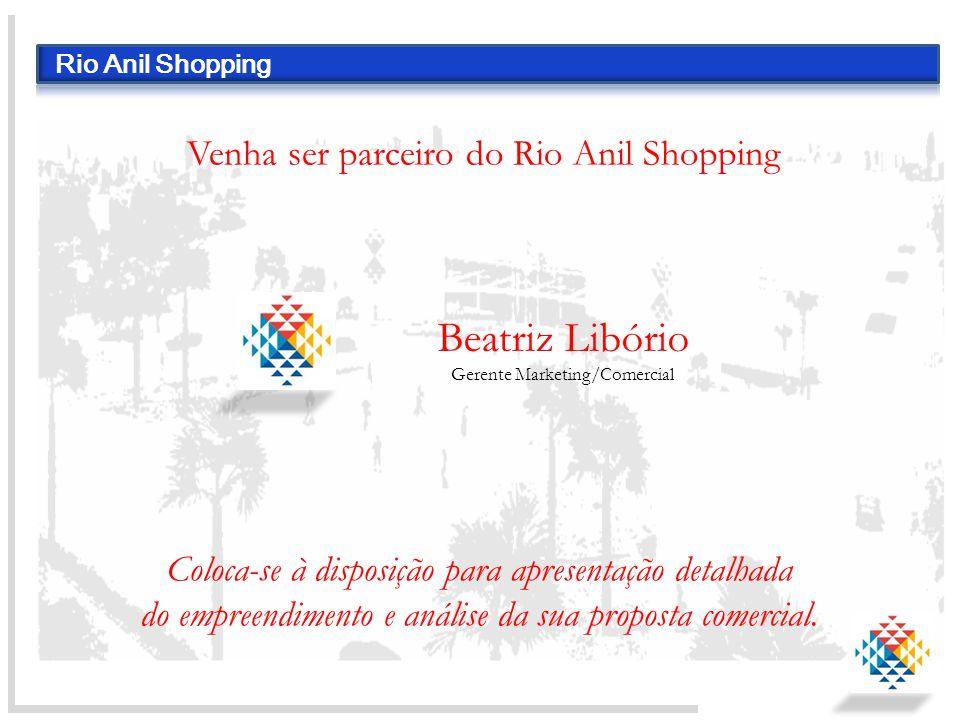 Beatriz Libório Venha ser parceiro do Rio Anil Shopping