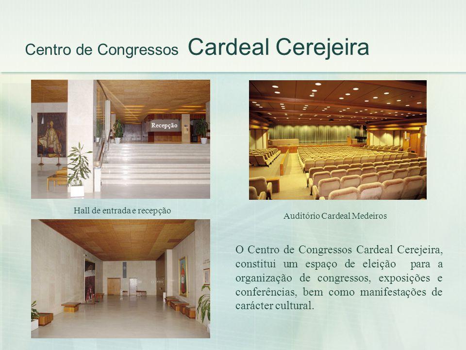 Centro de Congressos Cardeal Cerejeira