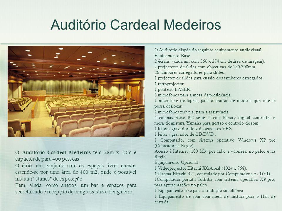 Auditório Cardeal Medeiros