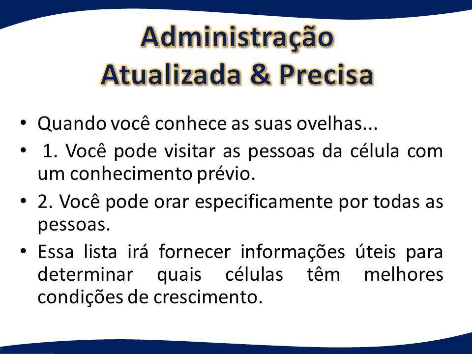 Administração Atualizada & Precisa