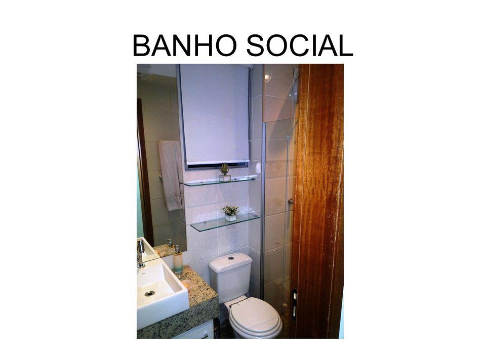 BANHO SOCIAL