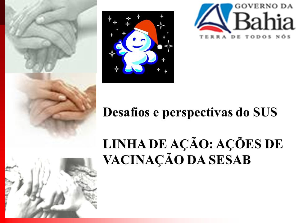 Desafios e perspectivas do SUS