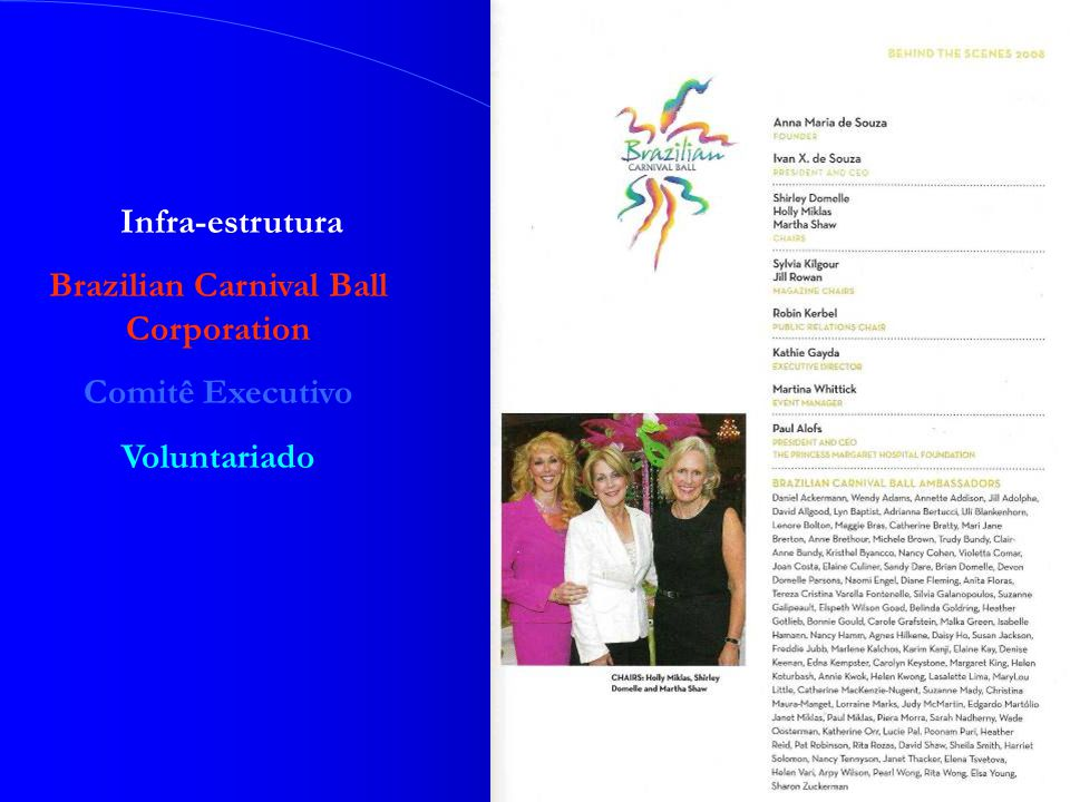 Brazilian Carnival Ball Corporation
