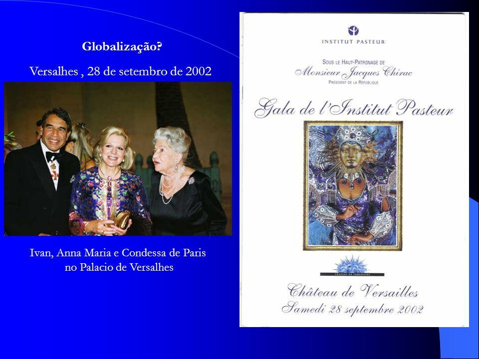 Globalização Versalhes , 28 de setembro de 2002