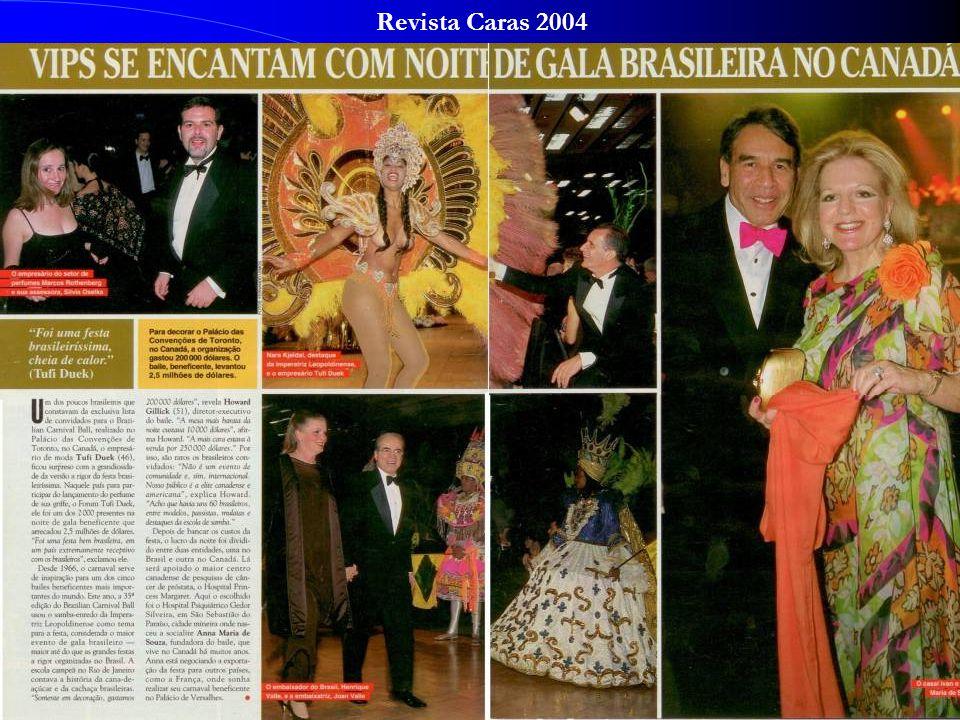 Revista Caras 2004