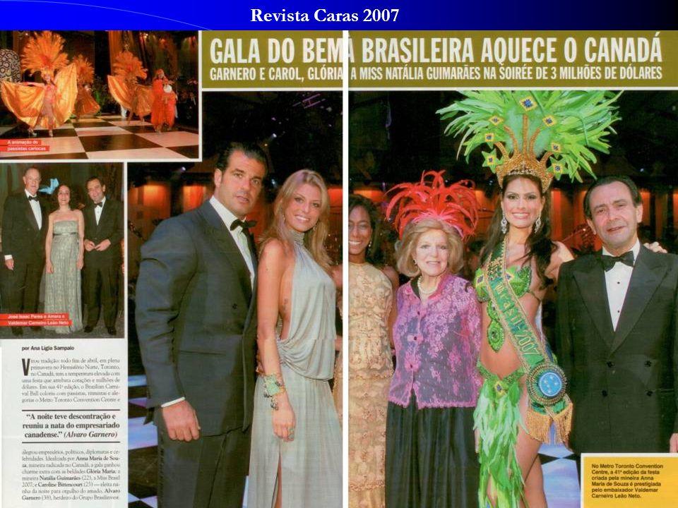 Revista Caras 2007