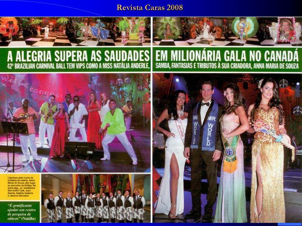 Revista Caras 2008