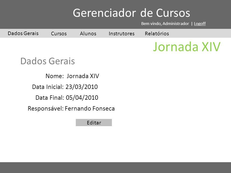 Responsável: Fernando Fonseca