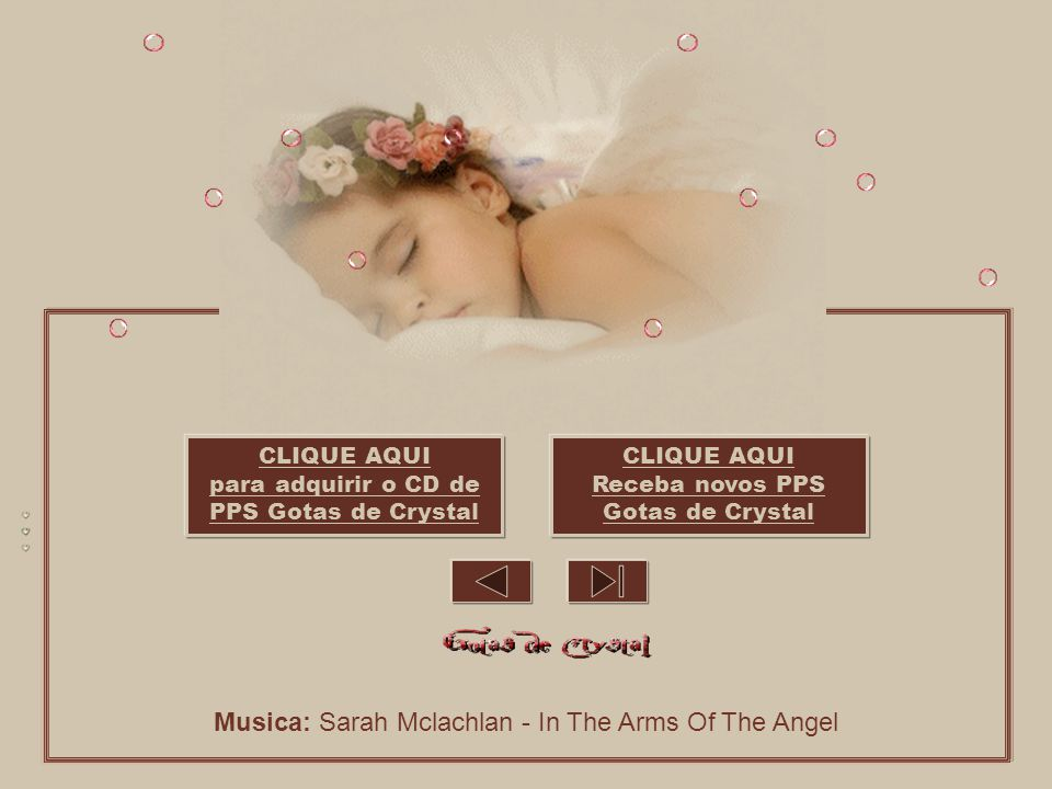 Musica: Sarah Mclachlan - In The Arms Of The Angel