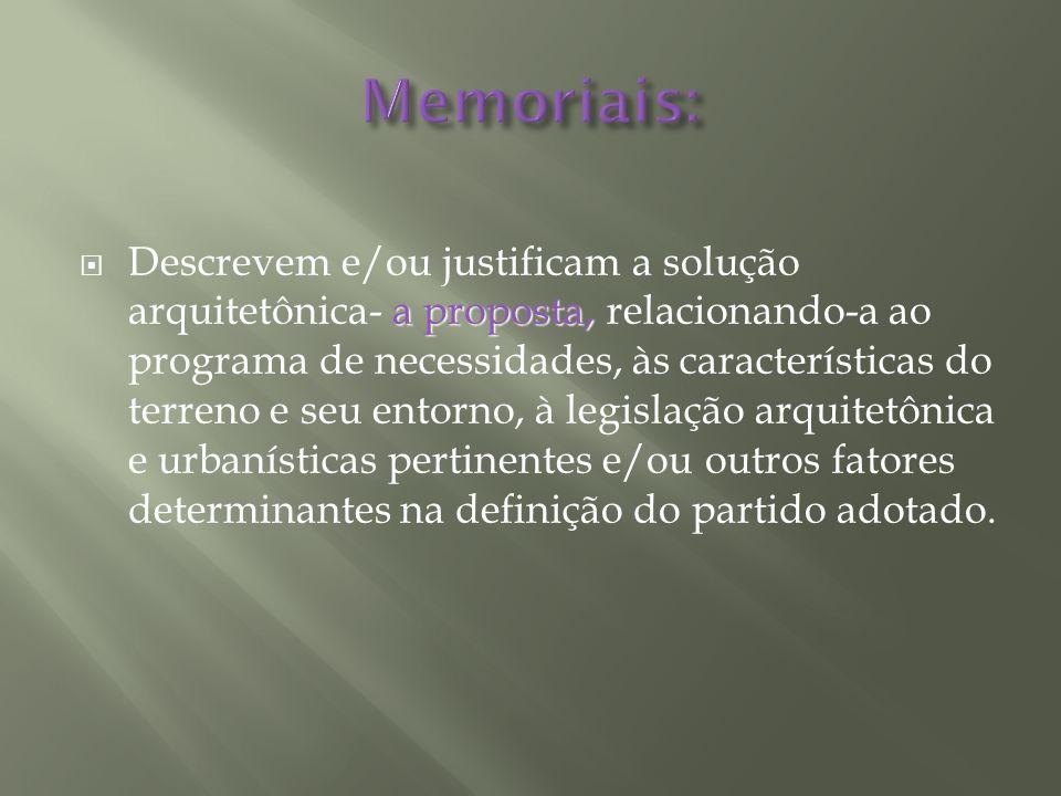 Memoriais: