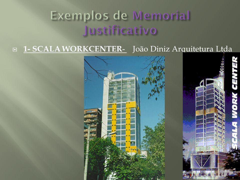 Exemplos de Memorial Justificativo
