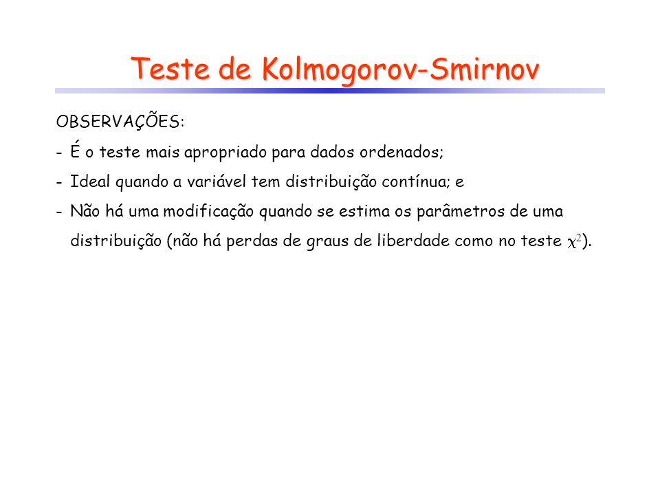 Teste de Kolmogorov-Smirnov