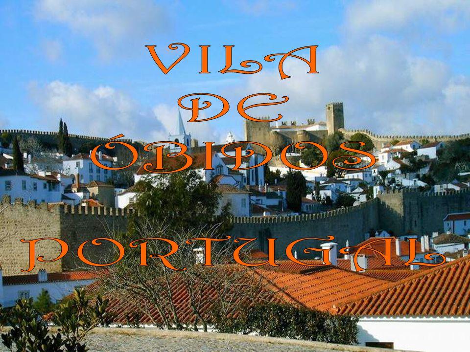 VILA DE ÓBIDOS PORTUGAL