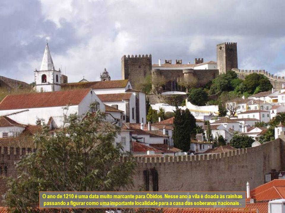 O ano de 1210 é uma data muito marcante para Óbidos