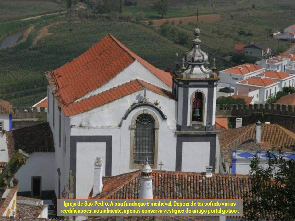 Igreja de São Pedro. A sua fundação é medieval