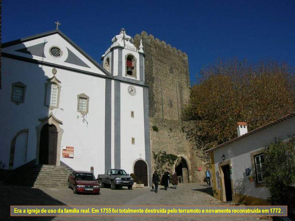 Era a igreja de uso da família real