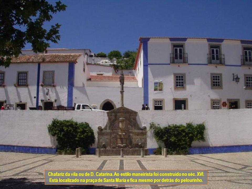Chafariz da vila ou de D. Catarina