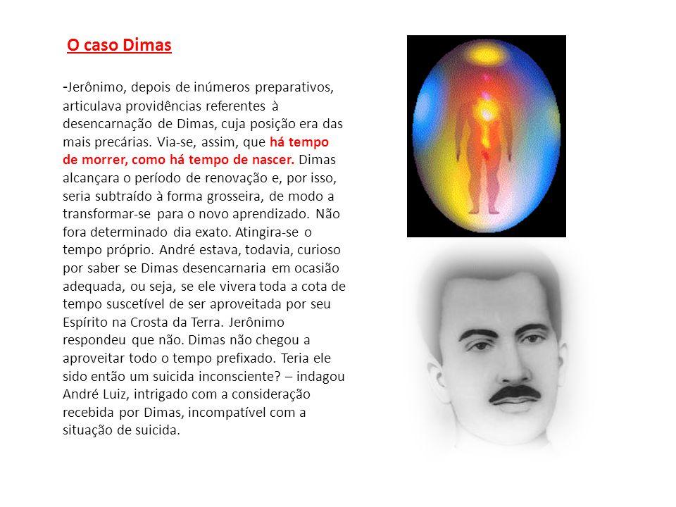 O caso Dimas