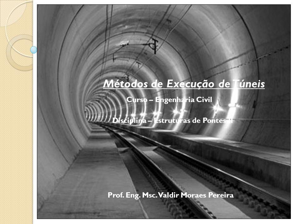 Métodos de Execução de Túneis