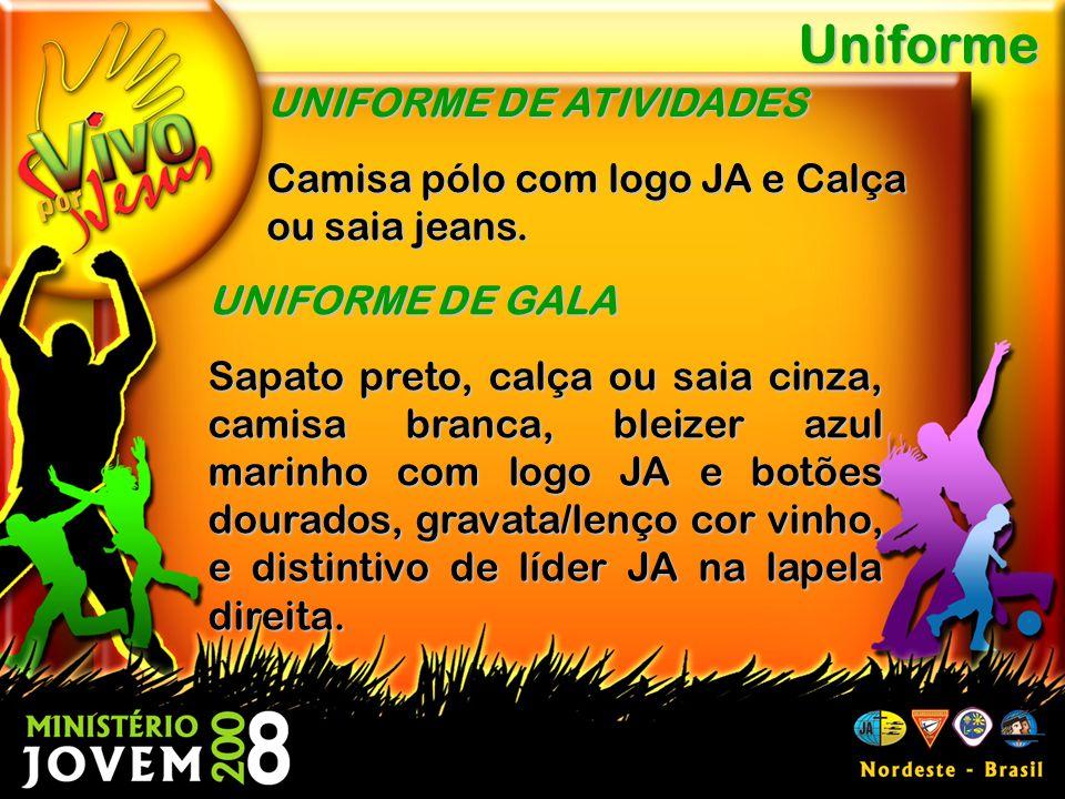 Uniforme UNIFORME DE ATIVIDADES