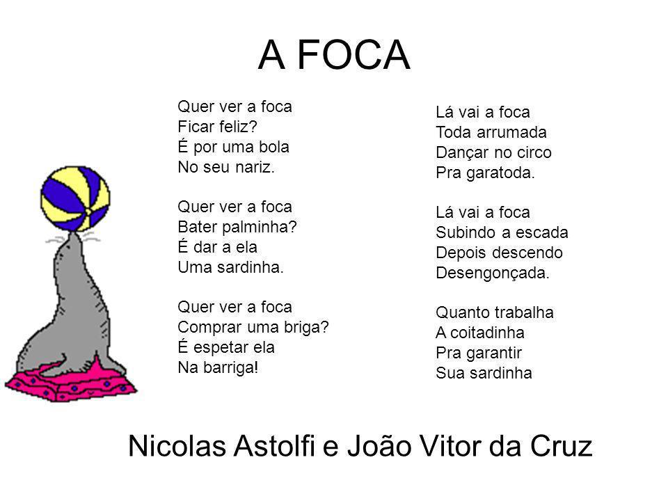 Nicolas Astolfi e João Vitor da Cruz
