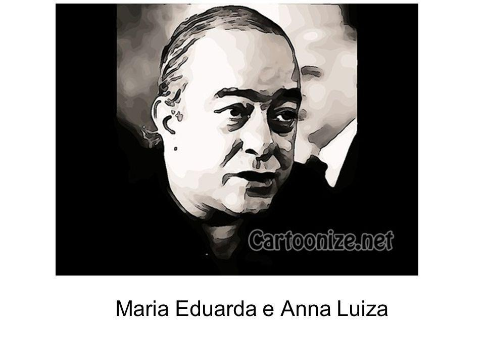 Maria Eduarda e Anna Luiza