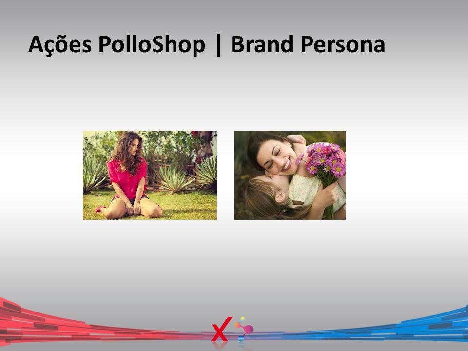 Ações PolloShop | Brand Persona