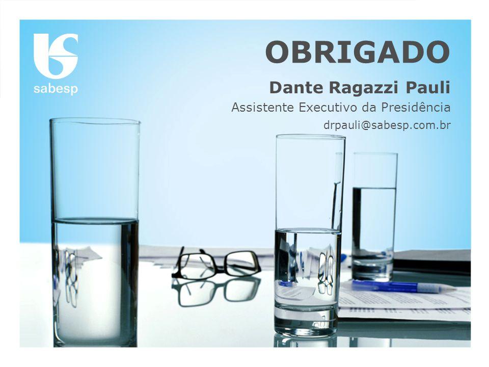Dante Ragazzi Pauli Assistente Executivo da Presidência
