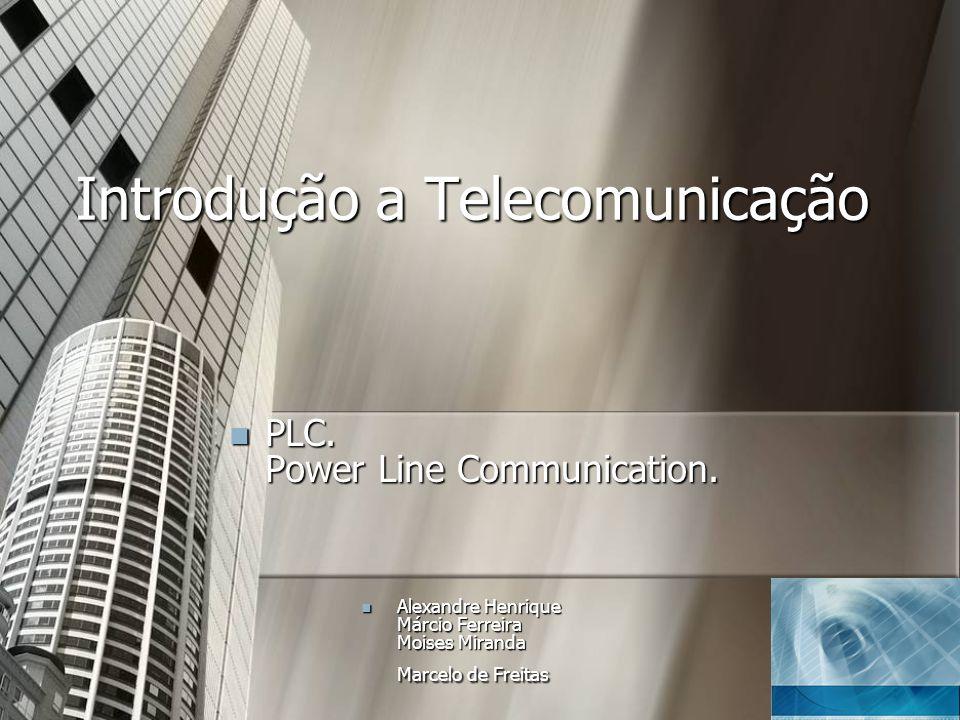 Introdução a Telecomunicação