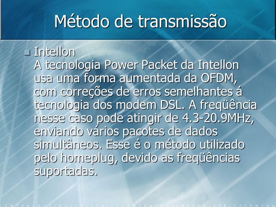 Método de transmissão