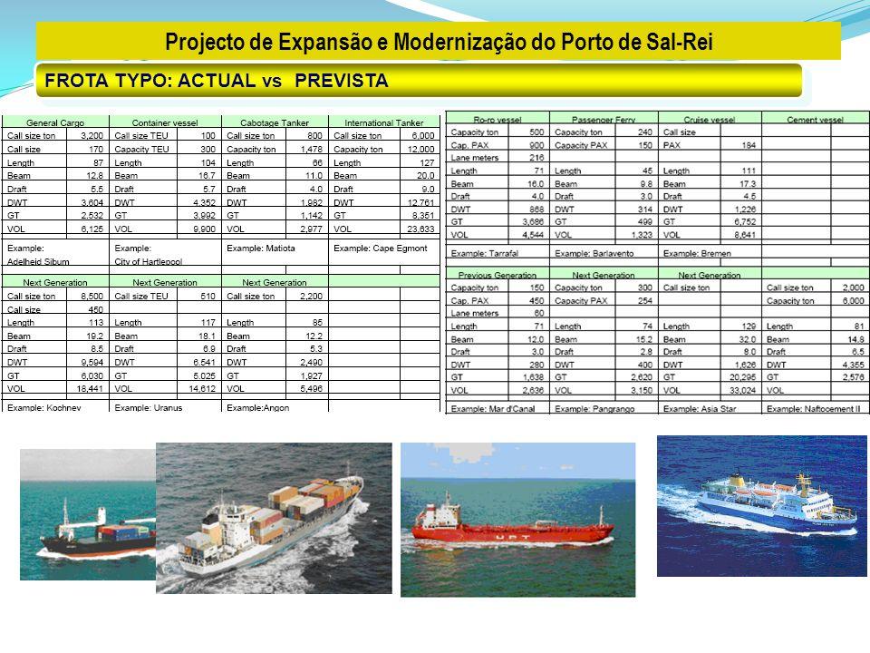 Projecto de Expansão e Modernização do Porto de Sal-Rei