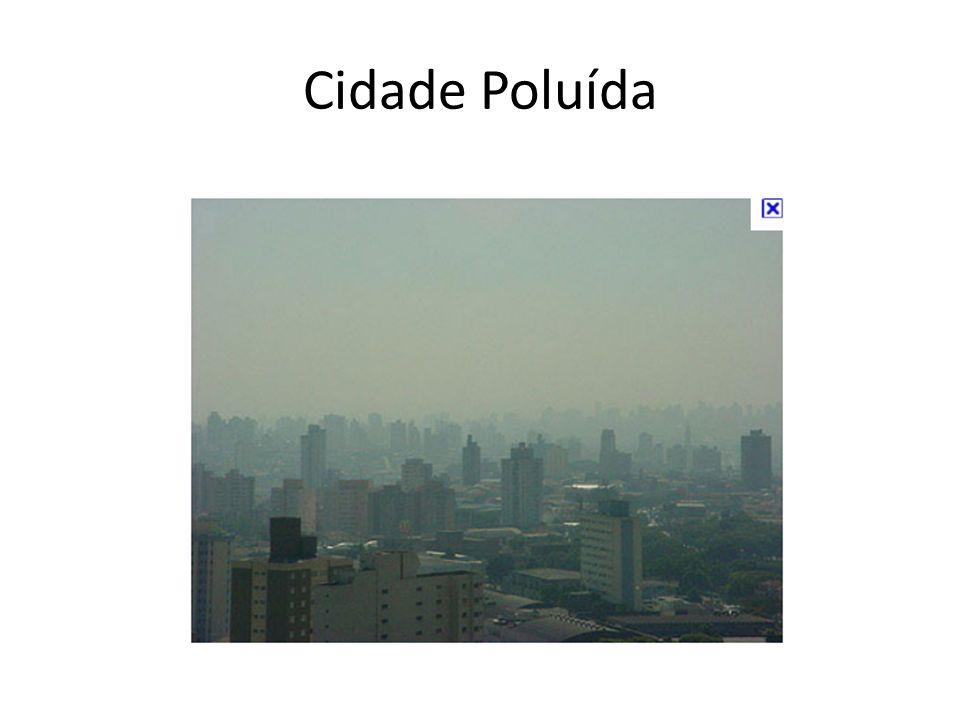 Cidade Poluída