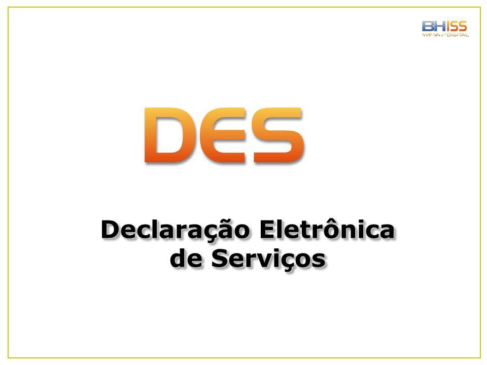 Declaração Eletrônica