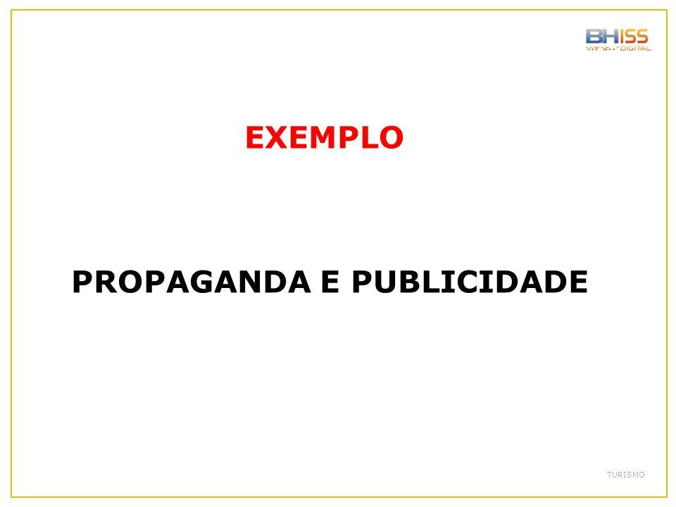 PROPAGANDA E PUBLICIDADE