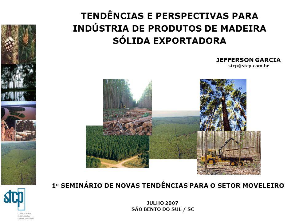 1o SEMINÁRIO DE NOVAS TENDÊNCIAS PARA O SETOR MOVELEIRO