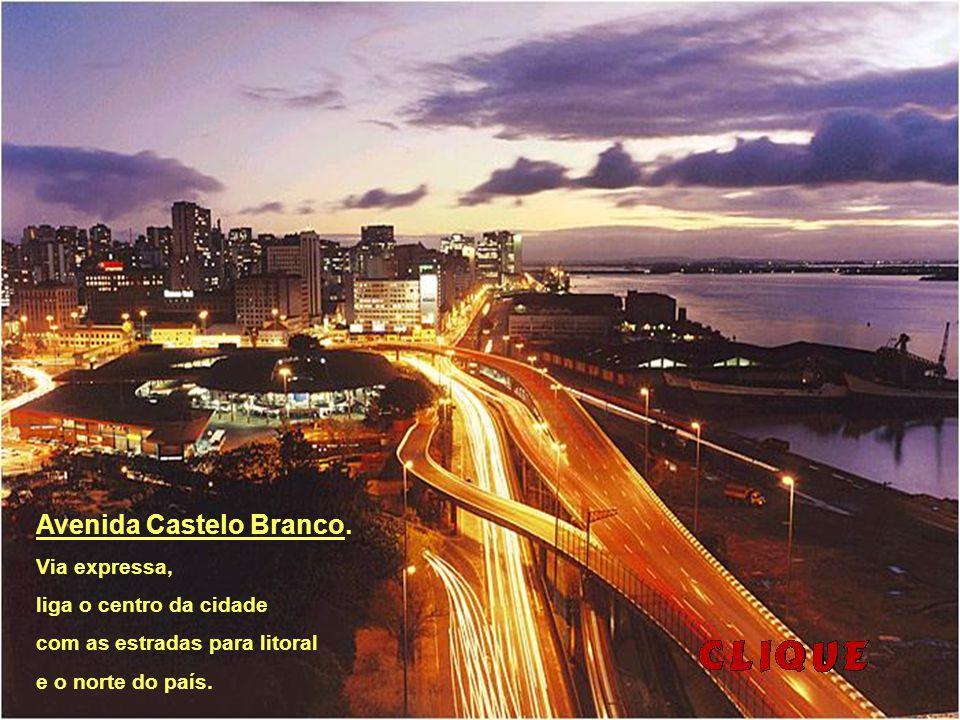 Avenida Castelo Branco.