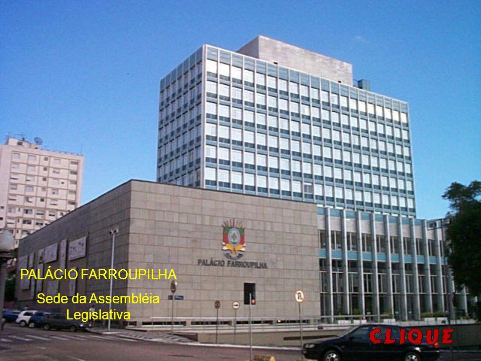 Sede da Assembléia Legislativa